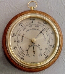 Thermo-Barometer