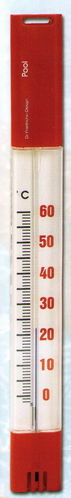 Schwimmbadthermometer