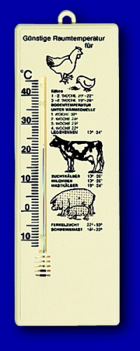 Stallthermometer