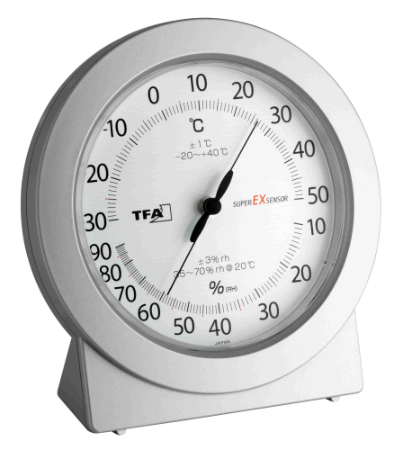 Präzisions-Thermo-Hygrometer