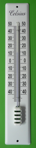 Emaillethermometer  40cm