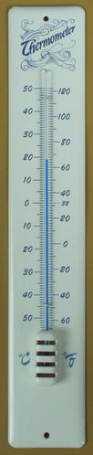Emaillethermometer C/F
