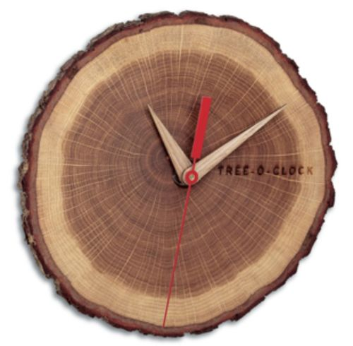 "Wanduhr ""Tree-o-Clock"""